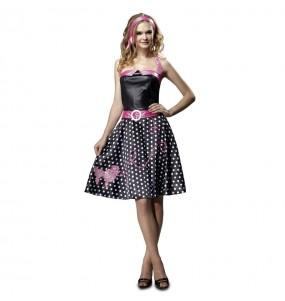 Disfraz de Chica de los Anos 50