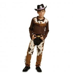 Disfraz de Vaquero Infantil Western