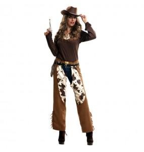 Disfraz de Vaquera Western