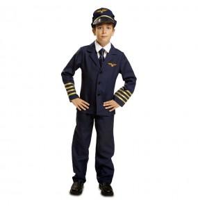Disfraz de Piloto de Vuelo Infantil