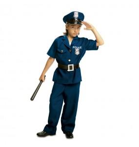 Disfraz de Nino Policía
