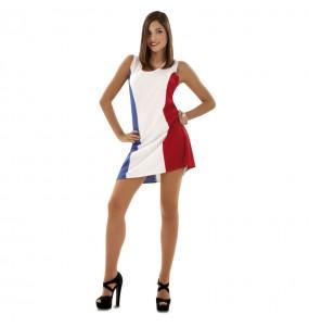 Disfraz de Bandera Francesa