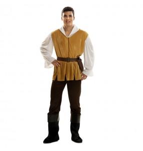 Disfraz de Mesonero Medieval
