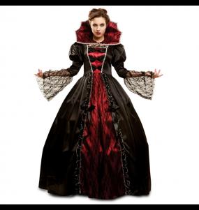 Disfraz de Vampiresa Villana