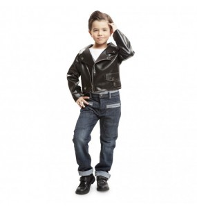 Disfraz Danny Zuko para niño