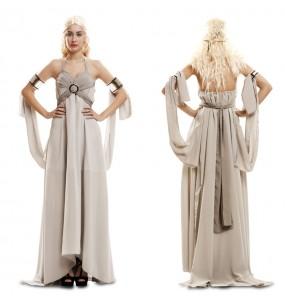 Disfraz de Daenerys Targaryen Lujo