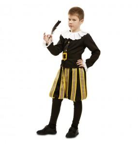 Disfraz de Cervantes chico