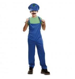 Disfraz de Súper Luigi