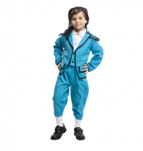 Disfraz de Caballero de Época Goya para niño