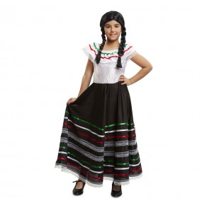 disfraz mariachi mejicana infantil