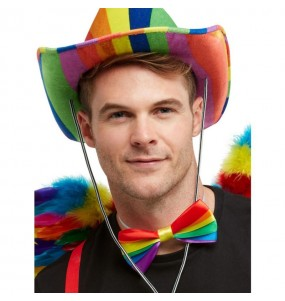 Pajarita del orgullo Gay
