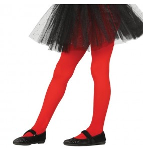 Pantys Rojos para niñas