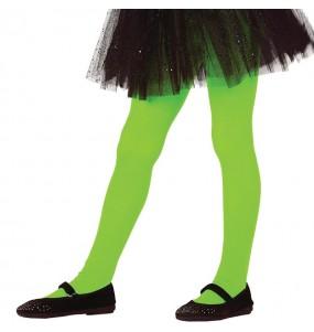 Pantys Verdes para niñas