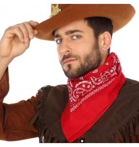 Pañuelo Vaquero Rojo