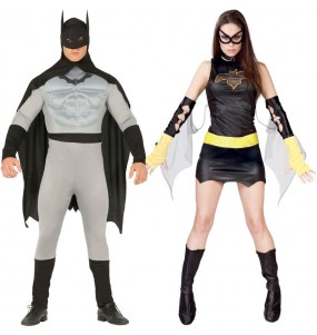 Pareja Batman Nueva