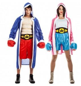 Pareja Boxeadores UFC