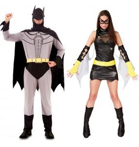 Pareja Batman