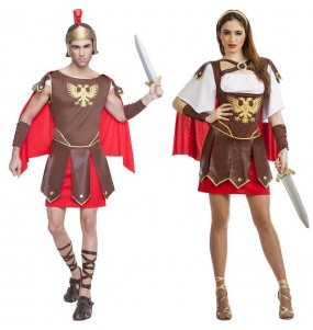 Pareja de Centuriones