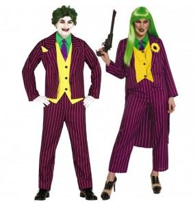Pareja Jokers Arkham