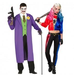 Pareja Joker y Harley Quinn Suicide Squad