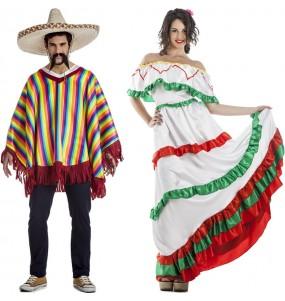 Pareja Mexicanos Tijuana
