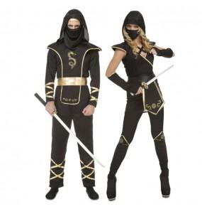 Pareja Ninja Warriors