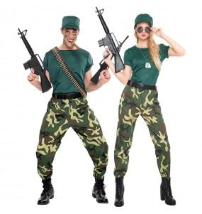 Pareja Paramilitares