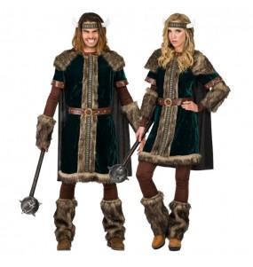 Pareja Vikingos Nórdicos