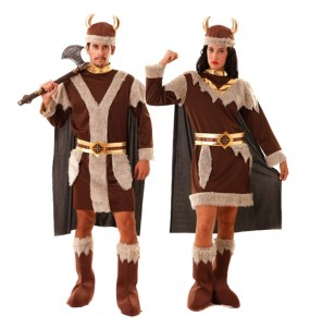 Pareja Vikingos