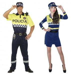 Pareja Policías Locales