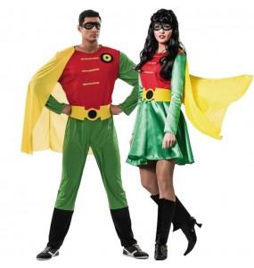 Pareja Super Robins