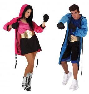 Pareja Boxeadores