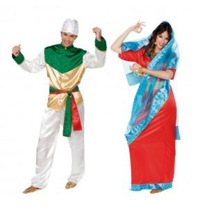 Pareja Hindús Bollywood
