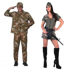 Pareja Militares
