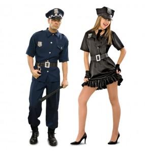 Pareja Policías