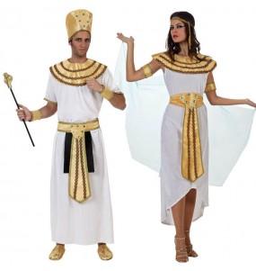 Pareja Reyes del Nilo