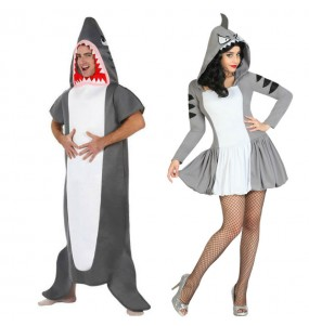 Pareja Tiburones