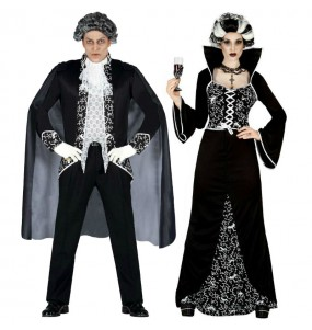 Pareja Vampiros Royal