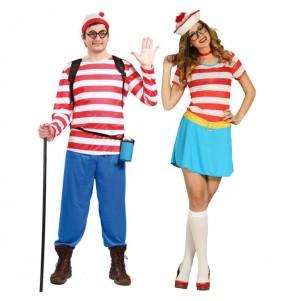 Pareja Wally