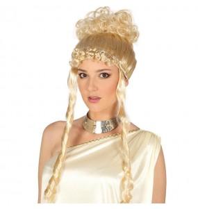 Peluca Diosa Romana Venus