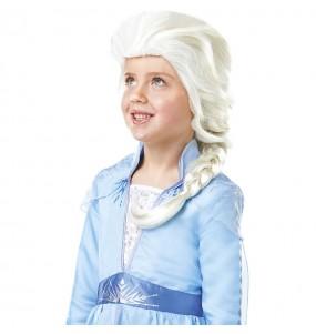 Peluca Elsa Frozen – Disney™