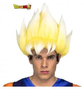 Peluca Goku Super Saiyan Adulto