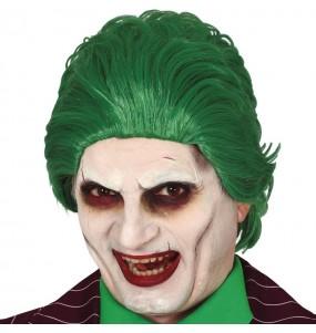Peluca Joker Escuadrón Suicida