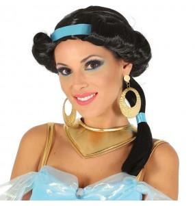 Peluca Princesa Jasmin