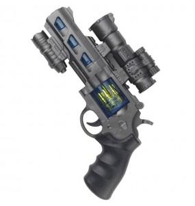 Pistola Galáctica con luz y sonido