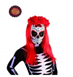 Máscara Mexicana Katrina