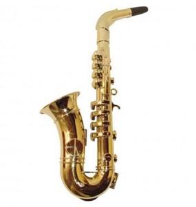 Saxofón Dorado