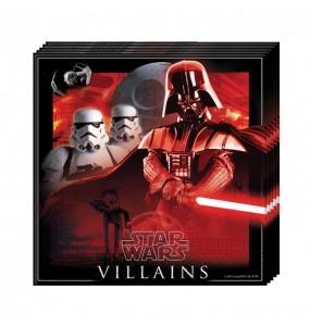 Servilletas Cumpleaños Star Wars®