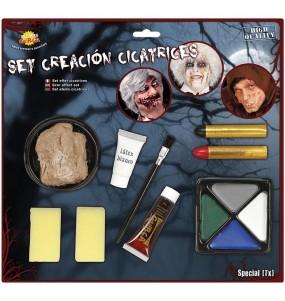 Kit Maquillaje Creaciones Cicatrices
