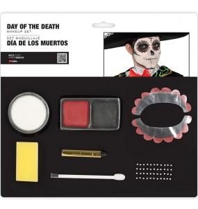 Set Maquillaje Día de los Muertos